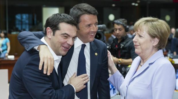 Syriza fall