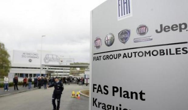 FIAT, sciopero ad oltranza in Serbia