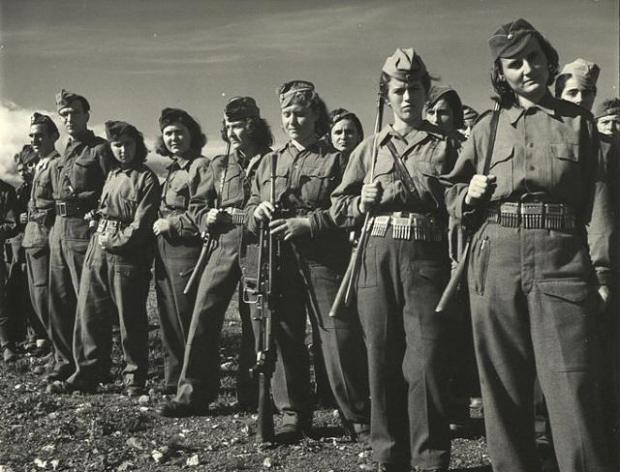 guerra civile Grecia